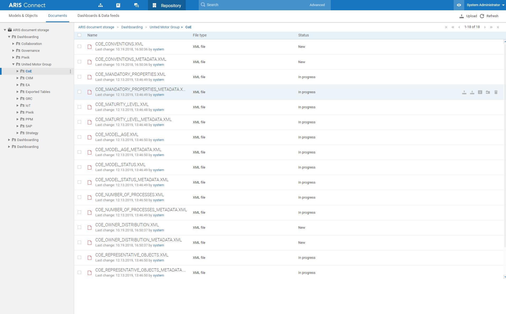 Premium Document Storage Extension with ARIS Enterprise